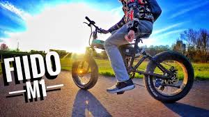 <b>Fiido M1</b> Electric Fatbike Review - Folding <b>eBike</b> for $1000 with O.K. ...