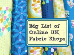 Fabric for Dressmaking, Crafts and Quilting - Sunnyside Fabrics UK ... & Big List of UK Fabric Shops Adamdwight.com