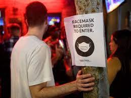 L.A. County reinstates mask mandate ...