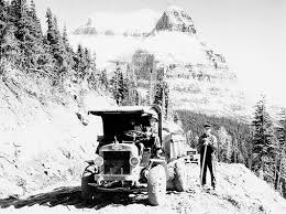 「1910 – Glacier National Park」の画像検索結果