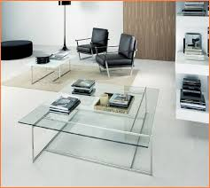 modern coffee tables glass