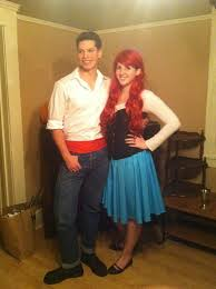 Small Picture Disneys Little mermaid Ariel and Eric costumes Costumes