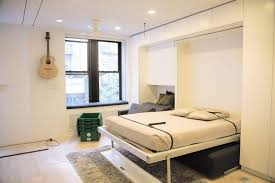 nyc apartment furniture. Graham Hill Resource Furniture Wall Bed Soho Nyc Micro Apartment T