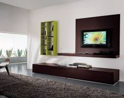 Small Picture white modern tv wall units for living room wall mounted tv units