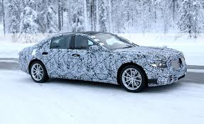 2020 Mercedes-Benz S-class Spied: Big Changes Beneath Its Classy Body  Car And Driver