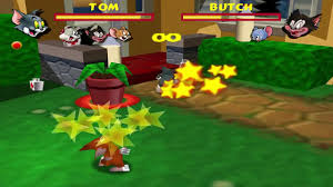 Tom and Jerry Movie Game - Tom and Jerry Fists of Furry - Tom ...