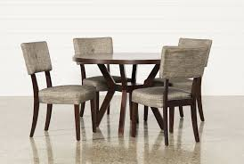 living spaces dining sets. macie 5 piece round dining set - 360 living spaces sets b