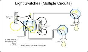 wiring three switches to one light connecting light switch and wiring three switches to one light light switch wiring diagram multiple lights com wiring three switches wiring three switches