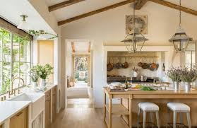 image country office. French Country Farmhouse Kitchen Cottage Image Office
