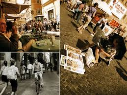 rome a photo essay by a backpacker s tale r streets collage