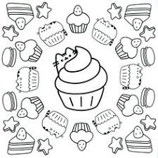 172 Top Pusheen Coloring Pages Images In 2019 Pusheen Coloring
