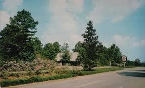 callaway gardens postcard pine mountain georgia ga hotel motel 23