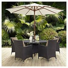 outdoor dining sets with umbrella. Marvellous Design Modway Outdoor Furniture Replacement Cushions Covers Quality Patio Monterey Dining Sets With Umbrella R