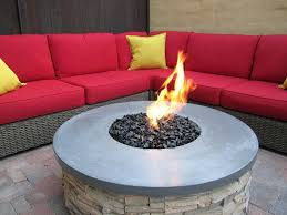 how to make a fire pit with fire glass glass burning fire pit how to use