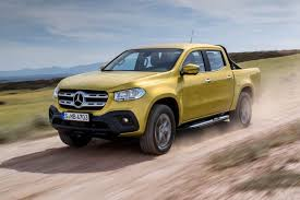 2018 mercedes benz x class. beautiful benz mercedesbenz xclass is targetting everyone from tradies to grey nomads  photo daimler ag  product communications vans in 2018 mercedes benz x class