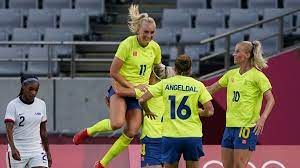 USWNT 0, Sweden 3: USA loses in ...