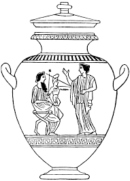 Small Picture Greek Vase ClipArt ETC