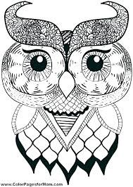 Coloring Pages Owl Coloring Pages Cute For Kids More To Print