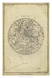 Antique Astronomy Chart I Giclee Print By Daniel Diderot Art Com