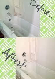 best way to clean fiberglass shower floor how to clean a porcelain tub and fiberglass shower walls pumice stones and clean magic erasers or just the great