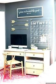 fashionable office design.  Office Feminine  For Fashionable Office Design O