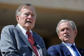 george h w bush s support of hillary clinton is a big deal  george h w bush s support of hillary clinton is a big deal chicago tribune