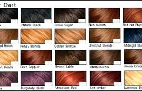 Feria Loreal Color Chart Shades Medium Brown Hair Color Chart Medium Hair Styles