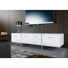 white media console furniture. Mid Century Modern Walnut Wood Tv Media Stand Furniture Regarding Ideas White Console E