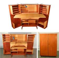 Image Storage Teak And Sycamore Compact Home Office Desk And Storage Modernism Pinterest Teak And Sycamore Compact Home Office Desk And Storage Modernism