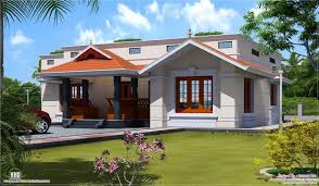 ... One Floor Homes Single Bedroom Home With Plans For Sq Feet Design  House: Large ...