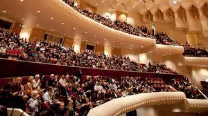 San Francisco Symphony Hall Amenities