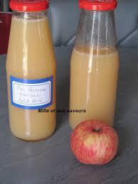 jus de pommes maison thermomix