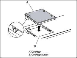 installing an induction cooktop whirlpool induction cooktop bracket installation