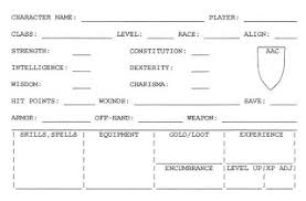 hero forge character sheet a paladin in citadel february 2010