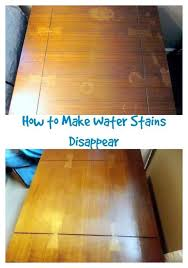 How To Remove Water Stains From Wood Furniture Plans New Inspiration Ideas