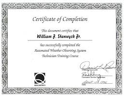 Microsoft Word Certificate Template Professional Samples Templates