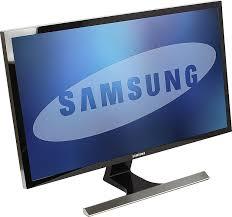 """Купить <b>монитор Samsung U28E590D</b> 28"""", черный. Цена на ..."""