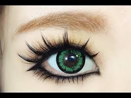 how to gyaru eye makeup