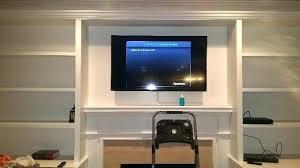 flat panel gas fireplace gs sfe screen