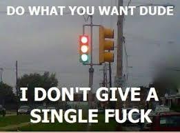 Angry Traffic Lights - Imgur via Relatably.com