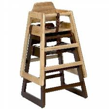 bambino childrens high chairs natural
