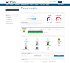 cPanel Billing & Automation | WHMCS
