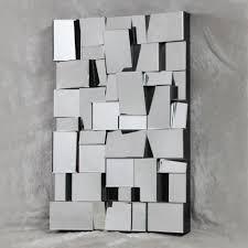 Mirror Wall Art Wall Art Design Ideas Foldable Creative 3d Mirror Wall Art  Artwork Wooden Beveled Edge Decorative