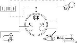 tractor ammeter diagram data wiring diagram blog 12v 24v battery ammeter 30 0 30 amp meter gauge clock vintage car ignition switch tractor tractor ammeter diagram