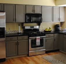 Painting Laminate Cabinets Interior Painting Laminate Kitchen Cabinets Before And After