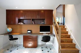 mid century modern home office. Image Of: Mid Century Modern Home Office |