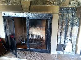 wood fireplace doors kd burning stove glass door gasket with blower replacement