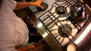 how to fix cooktop auto igniter won t stop ing dcs gas stove top you
