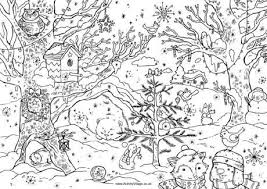 Small Picture Christmas Coloring Pages For Older Kids Best Resume Collection