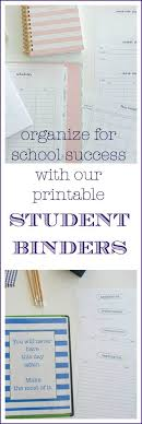 Back To School Style Guide Student Printable Planner Launch 11
